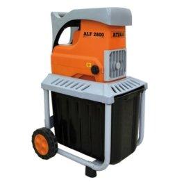 Atika 300627 Leise-Walzenhäcksler ALF 2800