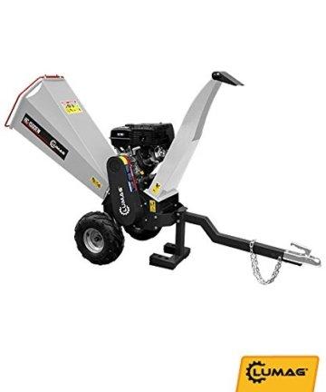 LUMAG Benzin Gartenhäcksler HC1500EW -